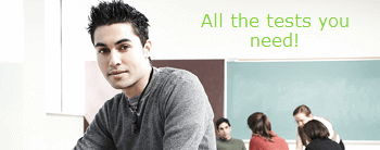 The Online Test Centre - All The Tests You Need