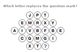 Missing Letters Puzzles - Fun Logic Testing Questions