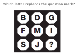 Missing Letters Puzzles Questions and Answers